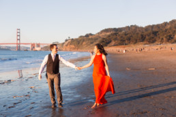San Francisco Bay Area Engagement Photography