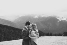 Lindsey Denman Photography Wedding Elopement Hurricane Ridge PNW