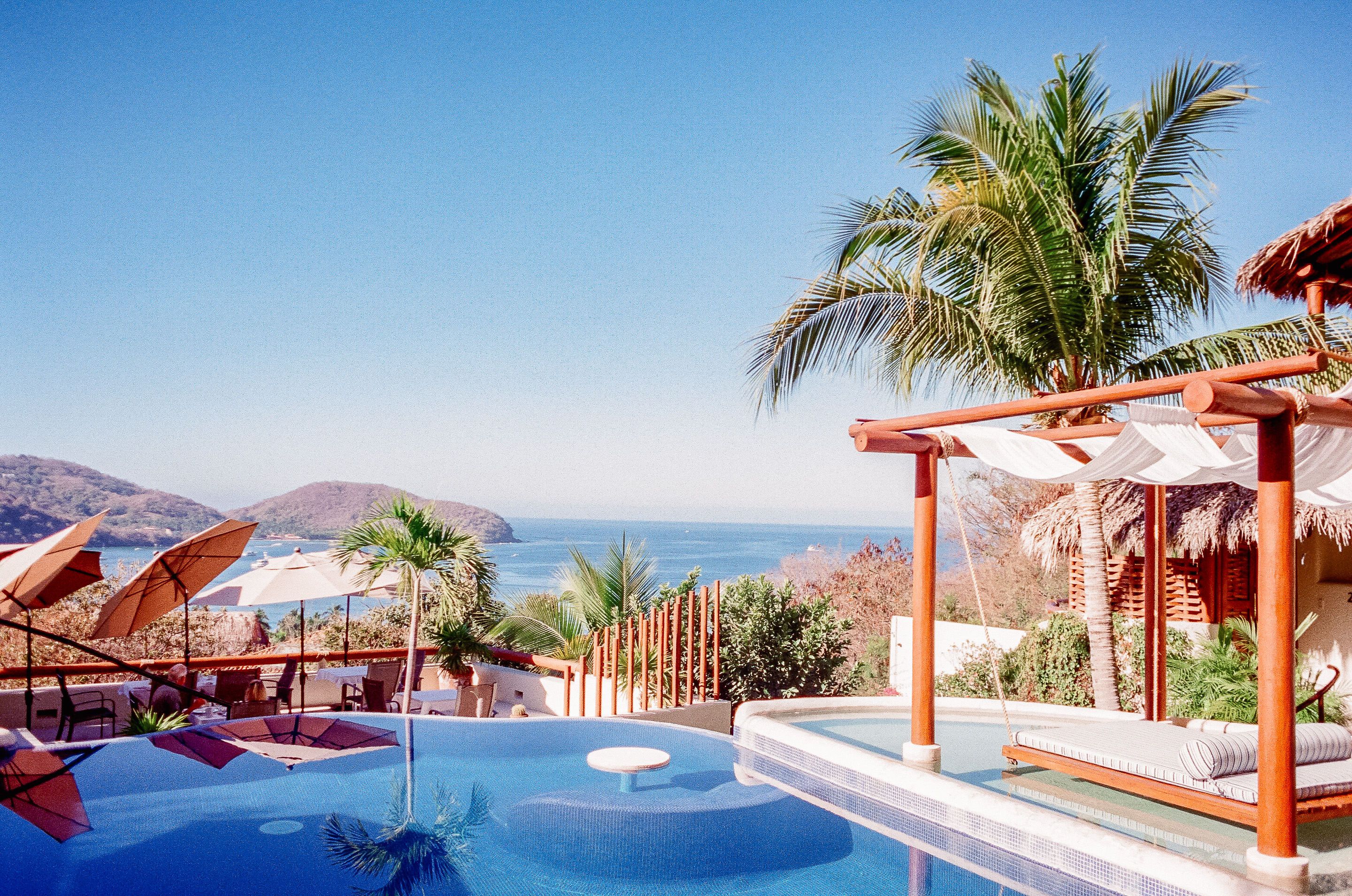 Zihuatanejo Mexico Travel Film Photography – Lindsey Denman