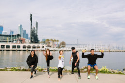 Corporate Lifestyle Photography Old Navy Active Team Mission Bay San Francisco