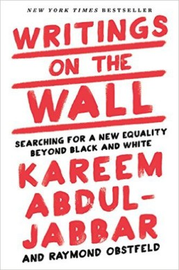 writings on the wall Kareem Abdul-Jabbar