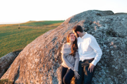 Dillon's Beach Marin County Bodega Bay lifestyle engagement photography